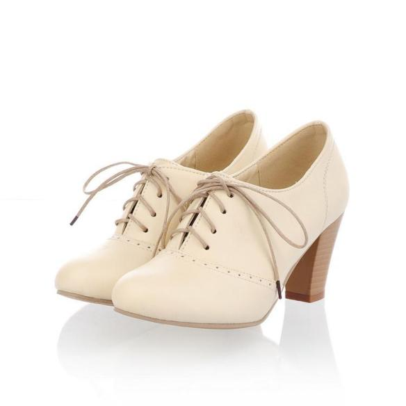 2013-new-women-s-oxford-high-heel-shoes-vintage-solid-beige-fashion-and-casual-free-shipping