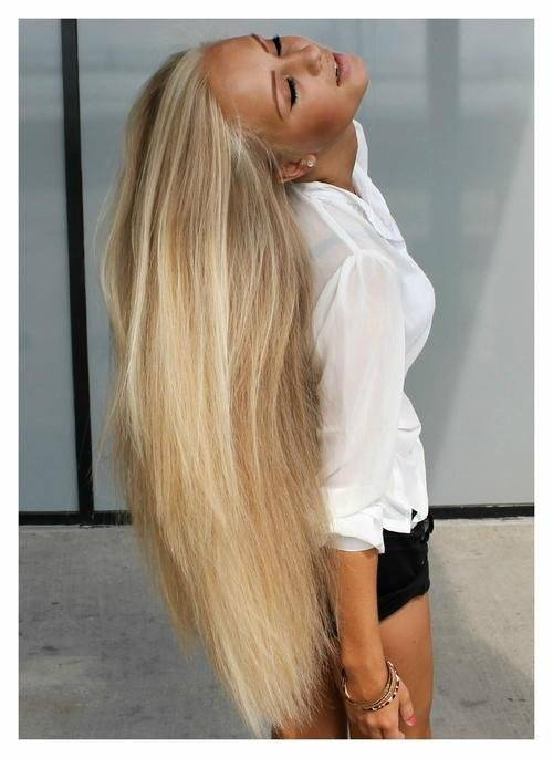 Long Haired Blond 61