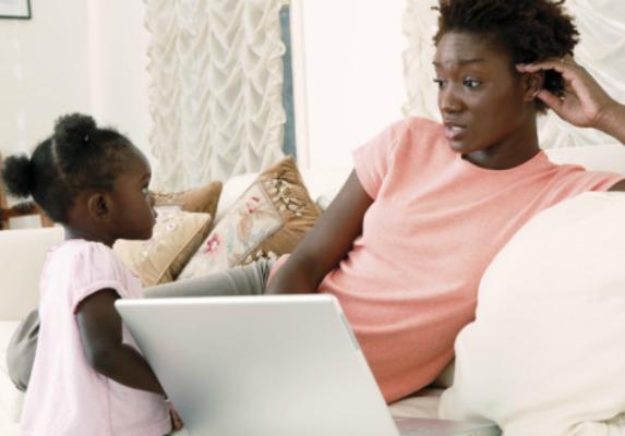 black-mother-talking-to-daughter