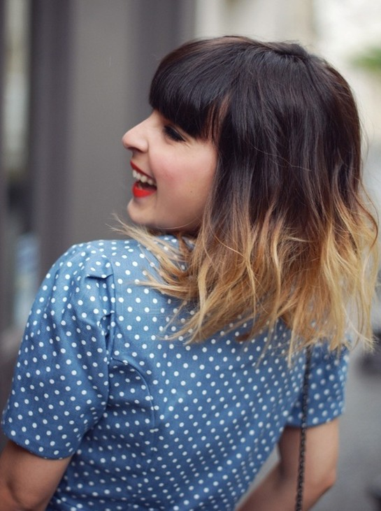 best-ombre-medium-haircuts