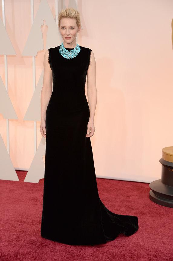Cate Blanchett in Maison Martin Margiela