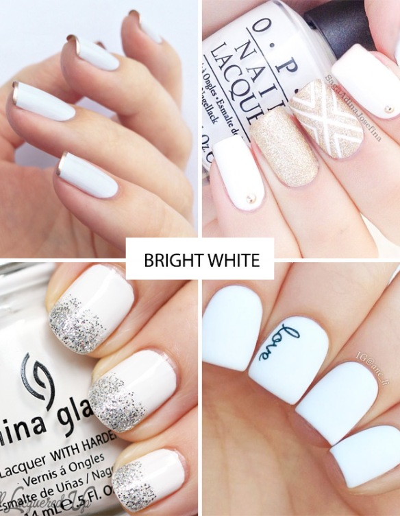 Spring-nail-trends-white