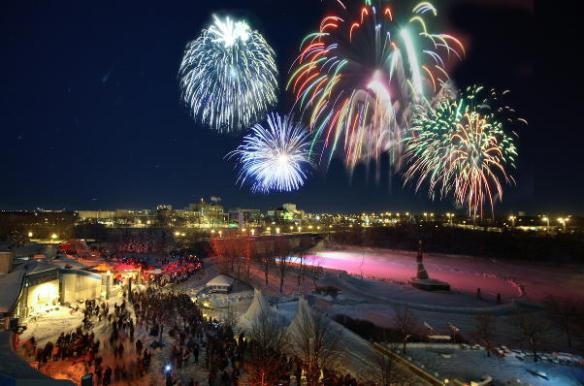 Winnipeg-New-Years-Eve-Fireworks