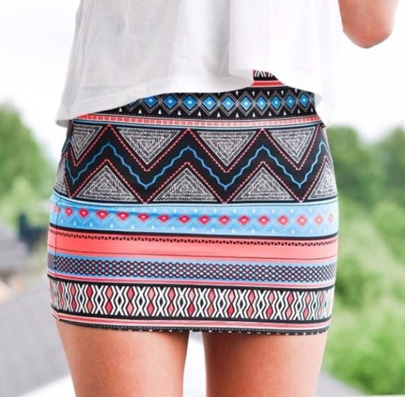 b15p7a-l-610x610-skirt-tribal+aztec+mini+skirt-tribal+pattern+skirt-shirt-colourful-tubeskirt-tube+skirt-multi+colour-stripes-pencil+skirt