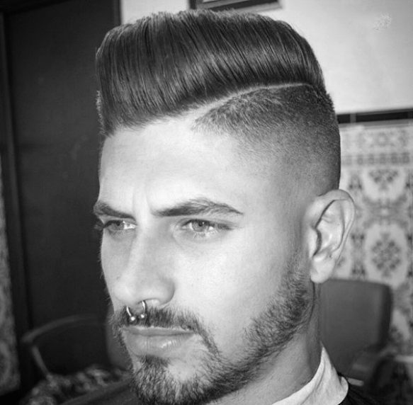 male-fade-taper-haircut-ideas