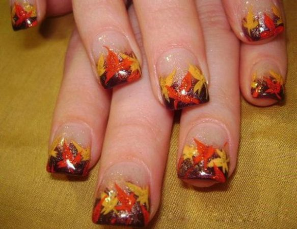 2-thanksgiving-and-fall-nail-designs
