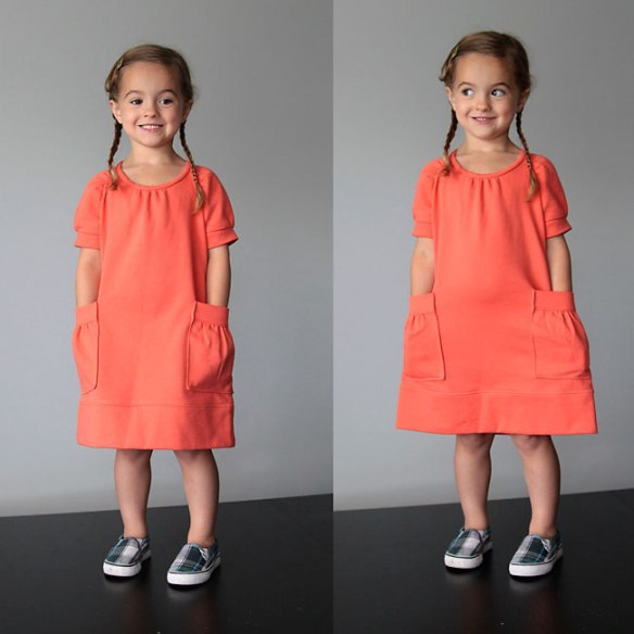 sweatshirt-dress-sewing-tutorial-girls