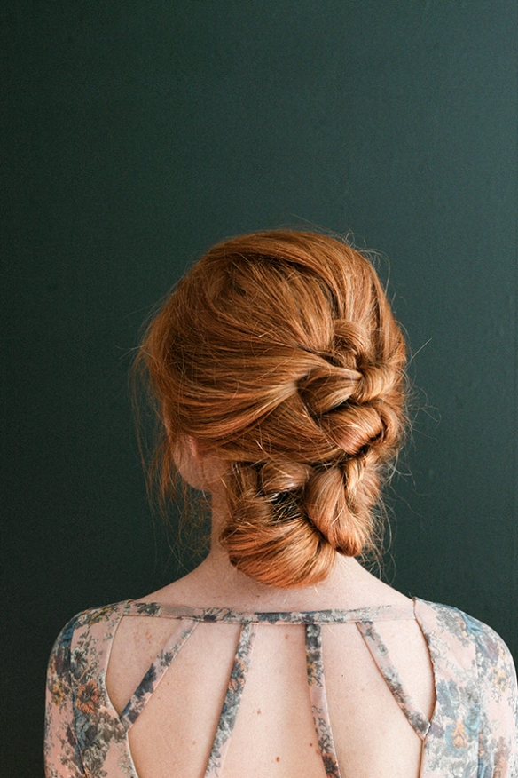 holiday-updo